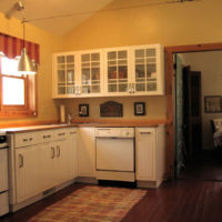 Cardinal Cottage Kitchen